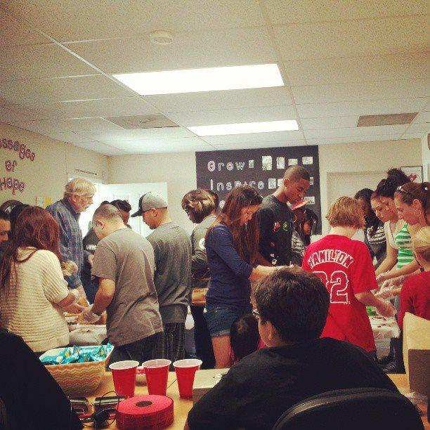 Peanut ButterJelly Community Event