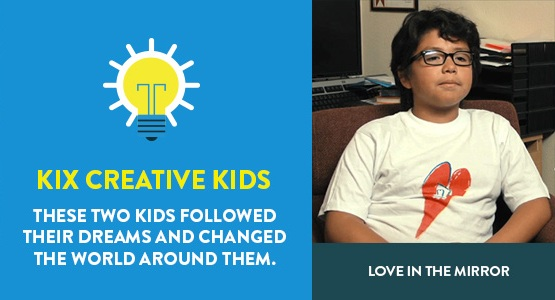 Creative Kid: Jonas Corona