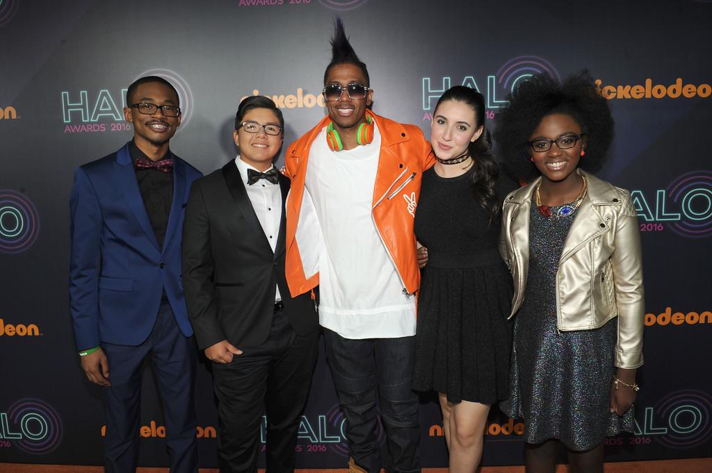 2016 Nickelodeon HALO AwardHonoree